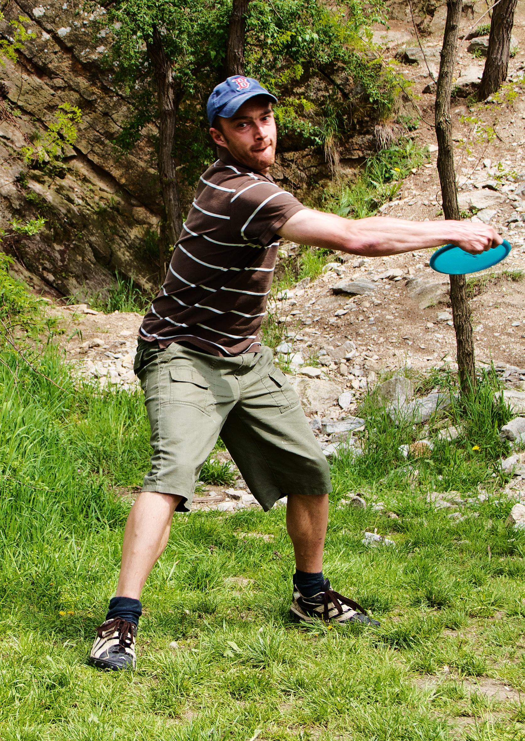 Dani Hatvani (HUN); Retz - Birdiechallenge 2010